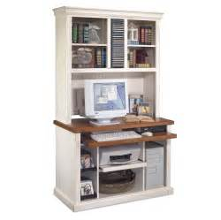white desk with hutch decorating image mag