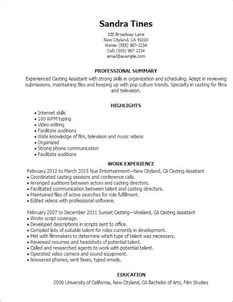 media resume sle 28 images sle resume resume sle