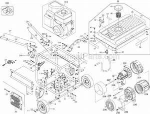 Dewalt Dg4300 Parts List And Diagram