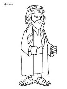 coloring page of david and king saul collections