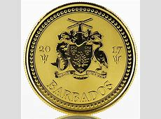 Scottsdale Mint adds a gold option to its new Barbados