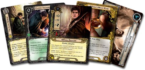 lotr lcg deck builder lord of the rings living card heroes beacon