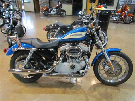 Buy 2004 Harley-davidson Sportster Xl 1200 Roadster On
