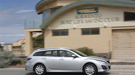 2010 Mazda6 Touring Wagon Review And Road Test