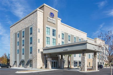 comfort suites charleston sc ipd hospitality to manage new comfort suites in