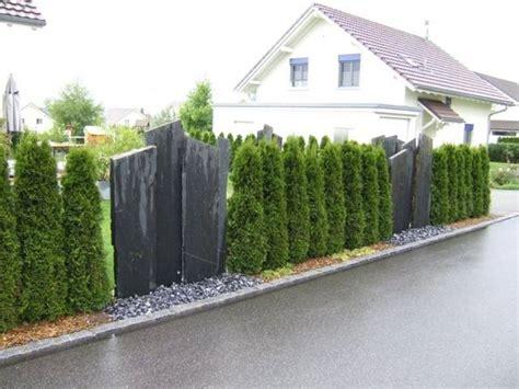 Sichtschutz Garten Steinplatten by Steinplatten E M Gartenwelten
