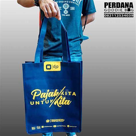 perdana goodie bag produksi tas spunbond  batam