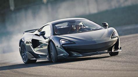 McLaren 600LT Interior Layout & Technology   Top Gear