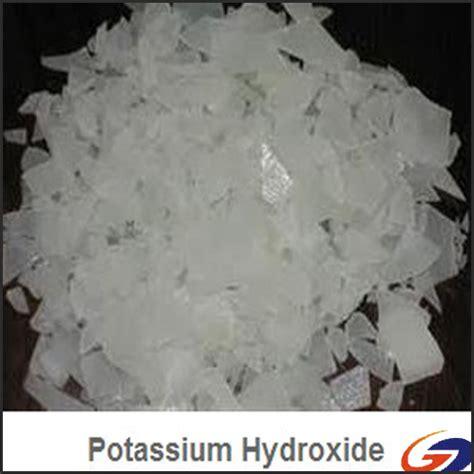 potassium hydroxide potassium hydroxide koh china caustic potash potassium hydroxide