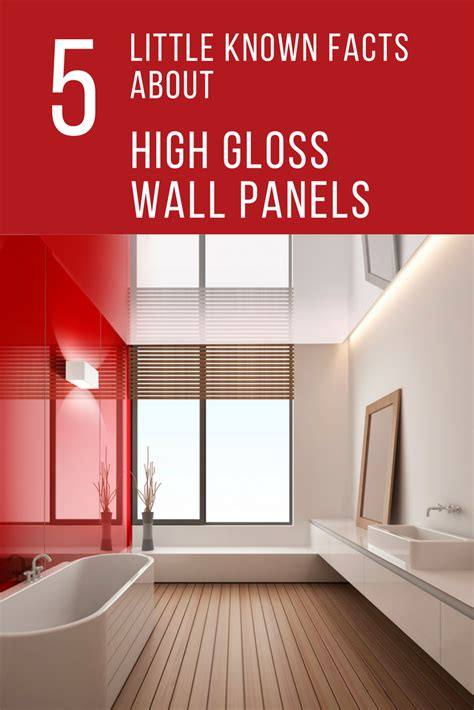 decorative high gloss acrylic wall panels  showers