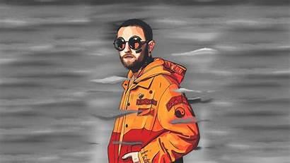 Mac Miller Wallpapers Circles Backgrounds Macmiller Fondos
