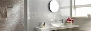 Carrelages Salle De Bain : les carrelages de salle de bains ~ Melissatoandfro.com Idées de Décoration