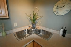 Country Kitchen Faucet 25 Creative Corner Kitchen Sink Design Ideas
