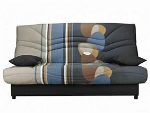 canape convertible design avec coffre de rangement With canapé lit pratique