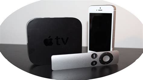 how to use iphone as apple tv remote works with the