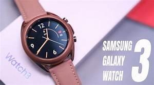 Samsung Galaxy Watch 3  Hands