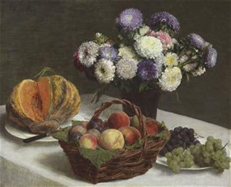 henri fantin latour   fleurs  fruits