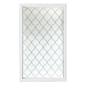 hy lite rectangle  construction window rough opening