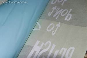 vinyl letters on canvas moveable art crystalandcompcom With peel off vinyl letters