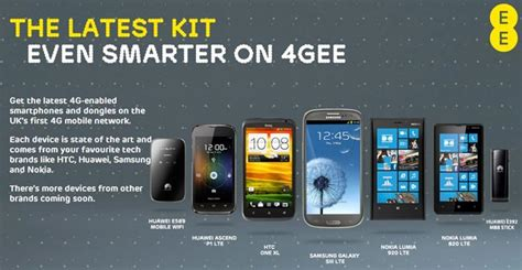 ee 4g lte rolling out to 27 more towns by june 2013