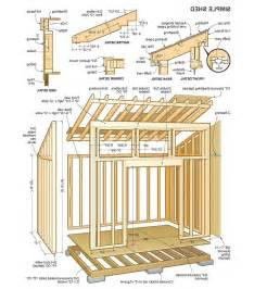 shed layout plans plans to build a small wood shed complete woodworking catalogues