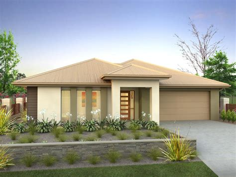 facade of the house photo of a rendered brick house exterior from real australian home house facade photo 593204