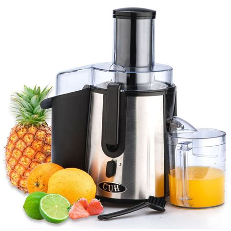 juicer extractor juice fruit vegetable cuh discounts whole stainless professional steel vegetables