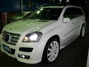 2007 Mercedes Benz GL550 164886 GL550 for sale, Japanese