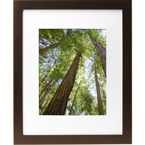 frame matted to 16x20 mainstays museum 16 quot x 20 quot matted to 11 quot x 14 quot solid wood