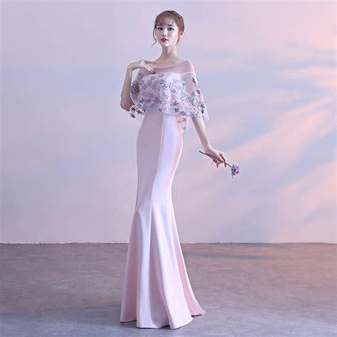 ชุดราตรีสีชมพูสวยๆน่ารัก ชุดออกงานสีชมพูสวยๆน่ารัก ชุดไป ...