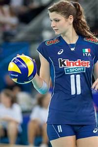 Cristina Chirichella, italian volleyball player | health ...