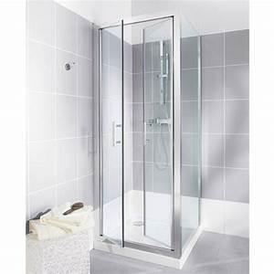 Paroi Baignoire D Angle : cabine de douche porte battante paroi baignoire castorama ~ Premium-room.com Idées de Décoration