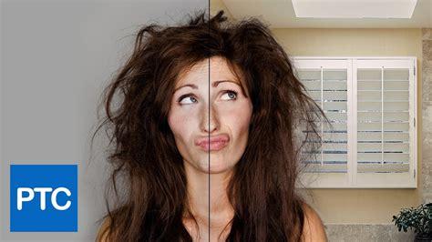 advance hair selection tutorial masking hair