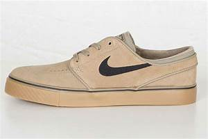 Nike SB Stefan Janoski Khaki Black Gum/Light Brown | Cult Edge