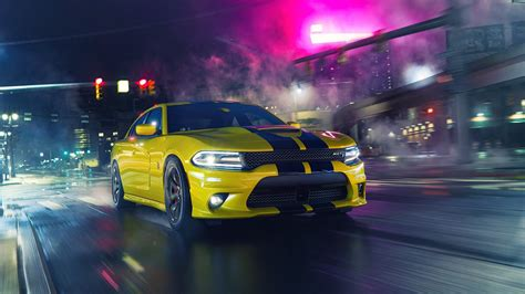 dodge charger hellcat wallpaper hd car wallpapers id