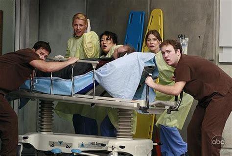 Ferry Boat Crash Episode by Grey S Anatomy Recap Episode 9 Quot Crash Into Me Part One