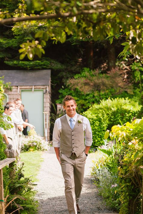 Garden Attire by Garden Wedding Groom S Suit With Vest By Varvatos