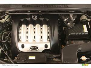 2006 Kia Sportage Lx V6 Engine Photos