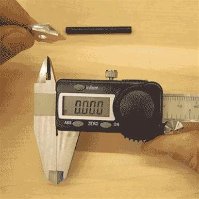 Calipers Digital Taking Measurements Caliper Compare Measurement