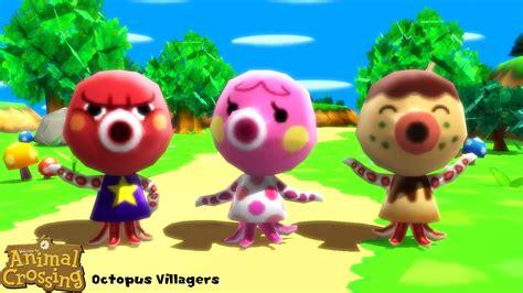 Mmd Model Octopus Villagers Download By Sab64 On Deviantart