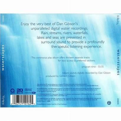 Waterscapes Album Solitudes Gibson Dan Music 2000