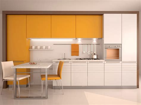 20 Metal Kitchen Cabinets Design Ideas