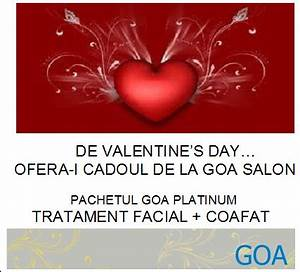 Spa La Valentine : goa salon berceni cadou de valentine 39 s day de la goa salon ~ Melissatoandfro.com Idées de Décoration
