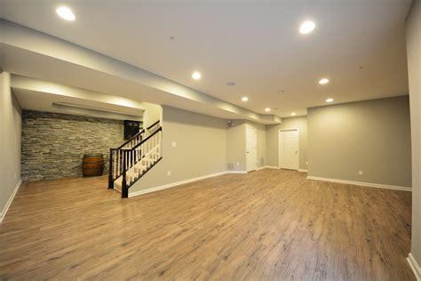 cheapest flooring  basement home design