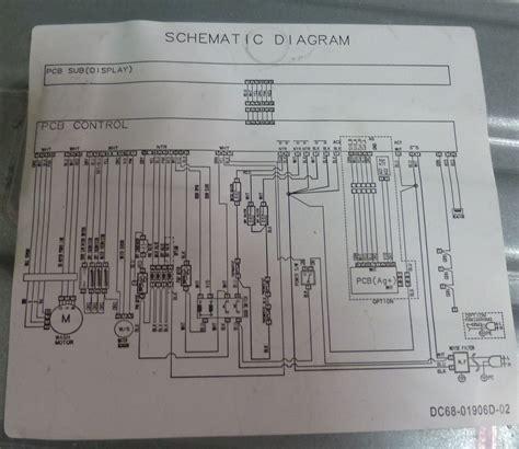solucionado buenas noche por enviar diagrama electrico yoreparo