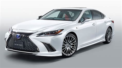What do you think of this Lexus ES dressed in TRD F Sport ...