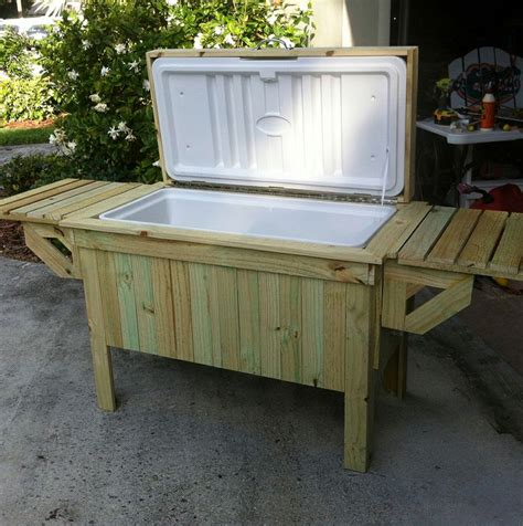1000 ideas about patio cooler on diy cooler