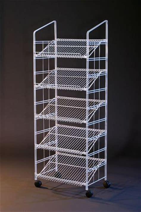 wire display racks white modular display bakery display rack modular