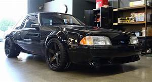 Matt Farah Auctions His Modified Fox-Body Mustang SSP For Charity | Carscoops