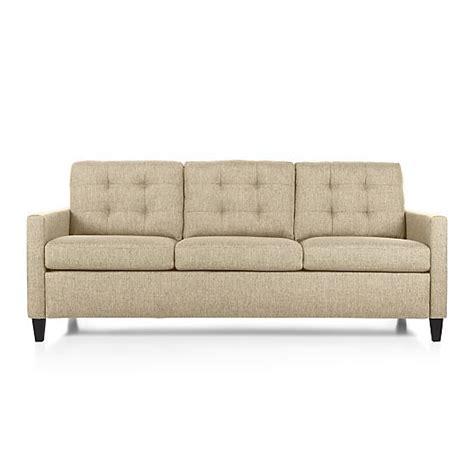 Karnes Sleeper Sofa by Karnes King Sleeper Sofa In Sleeper Sofas Crate And